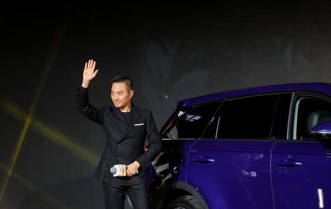 张涵予代言T99 新奔腾品牌战略再升级