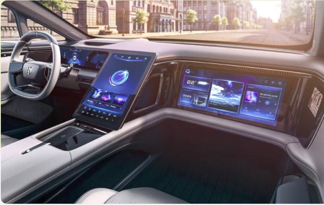 可进化的超跑SUV 高合HiPhi X正式上市 售68.00-80.00万元