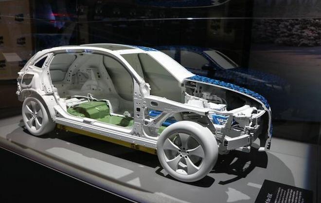 奔驰EQC应用诸多主被动安全技术