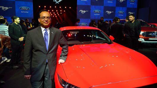 福特全球项目管理总监潘博离职 或因行为不检