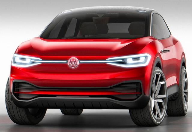 一汽-大众MEB规划曝光 包含大约6款新车