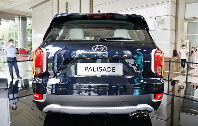 现代全新Palisade车内散发刺鼻气味