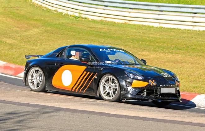 或为轻量版 Alpine A110新车型本周发布
