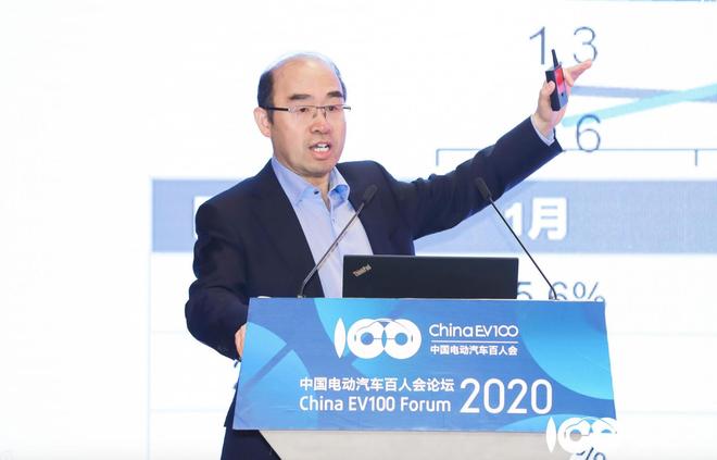 徐长明:新能源汽车远未到市场驱动快速发展阶段