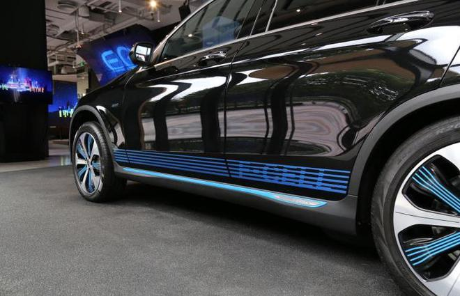 燃料电池加身 奔驰GLC F-CELL国内首发