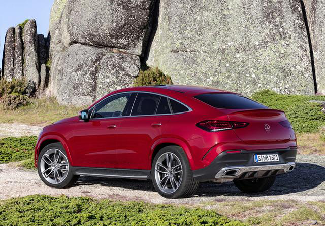 售价78.88-91.78万元 全新奔驰GLE轿跑SUV正式上市