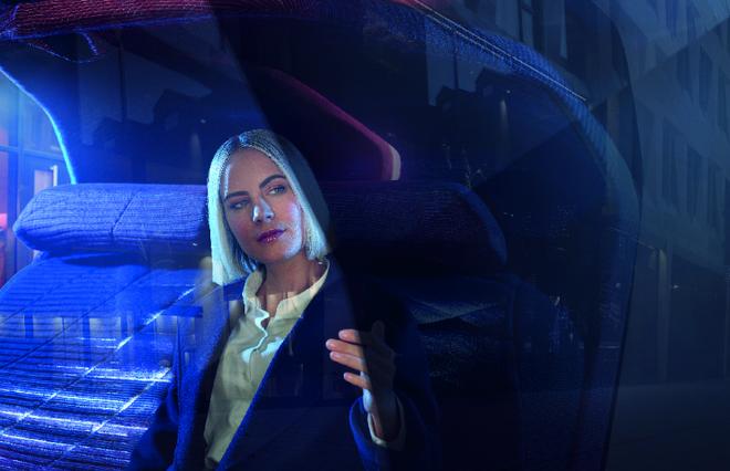 2020CES:当车不只是代步工具 BMW未来交互座舱解析
