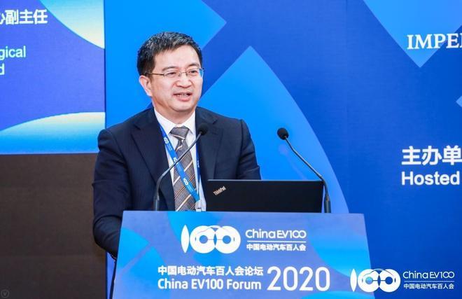 姜冠雄:新能源汽车是中英合作的亮点
