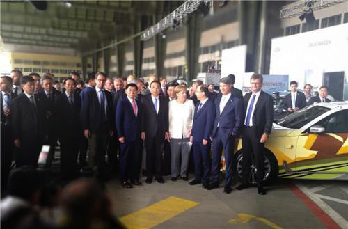 长城宝马合资最新进展 工厂布局总图已完成