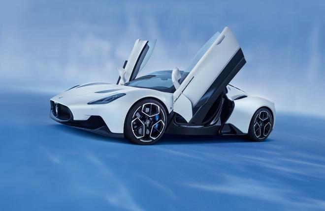 玛莎拉蒂计划2024年前推13款新车 第二款SUV定名Grecale