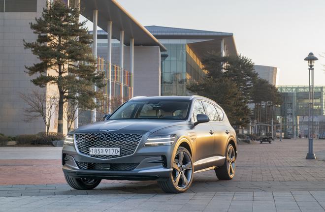 捷尼赛思首款SUV EPA官方油耗公布 2.5T后驱版最低10.2L/100km