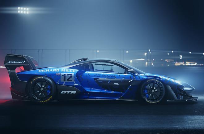 迈凯伦塞纳GTR限量75台 起售价110万英镑