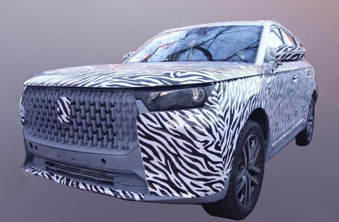 定位中大型SUV 奔腾T99有望10月上市