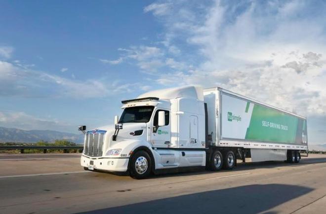 两月内自动驾驶初创图森再获1.2亿美元融资曾获新浪投资