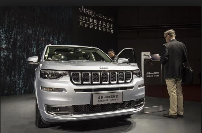 中国市场或成Jeep新任全球总裁慕克最大挑战