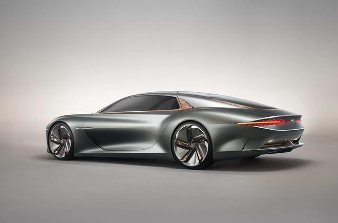 致敬前100年 展望后100年 宾利EXP 100 GT概念车官图发布