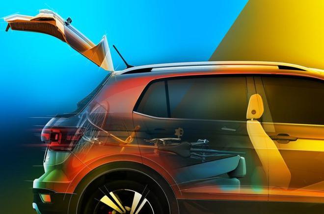 2018巴黎车展:大众T-Cross将首发