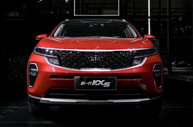 庆幸光环再加buff 新一代KX5引领车展新民俗
