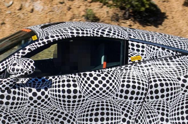迈凯伦混动原型车曝光 超跑界的新车大拿