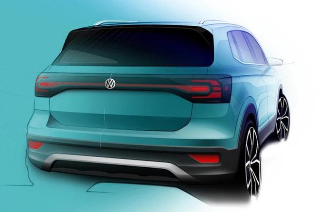 将SUV市场进一步细分 大众T-Cross Coupe于2020年底上市