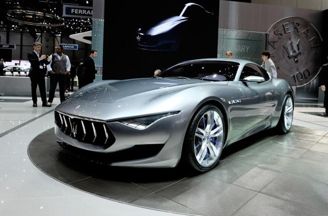 FCA品牌重组:玛莎拉蒂转向电动化 阿尔法罗密欧减少投资 菲亚特削减车型