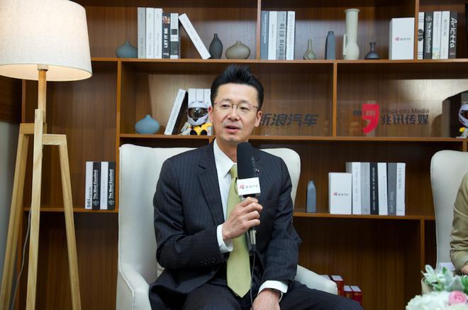 长安马自达汽车有限公司总裁 中岛徹