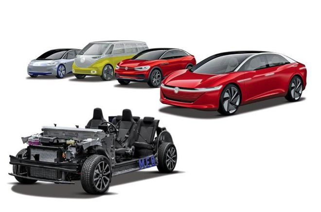 大众福特电动化联盟即将达成 将改变全球汽车产业格局