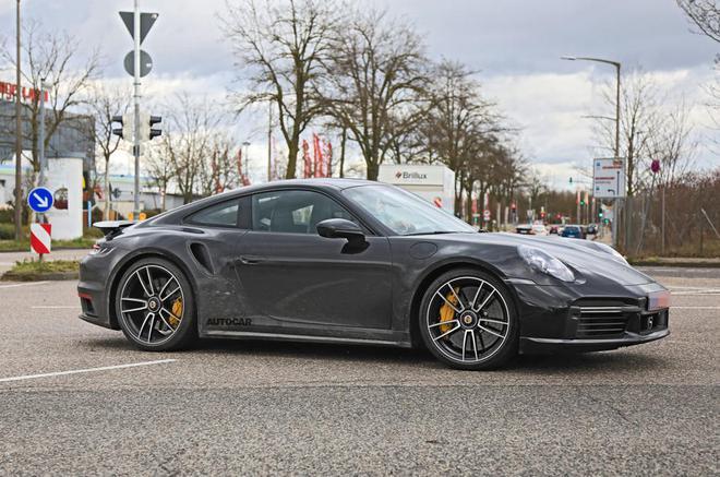 2020日内瓦车展:新款保时捷911 Turbo将亮相
