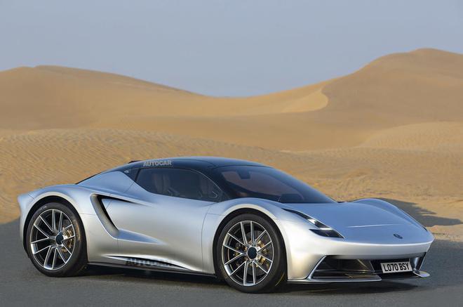 路特斯打造全新Esprit 搭载V6混动系统