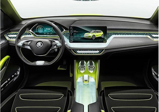 斯柯達Vision X概念車(圖片來源網絡)