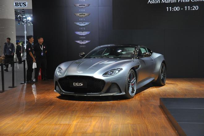 2018广州车展:DB11 Volante 70周年特别版首发