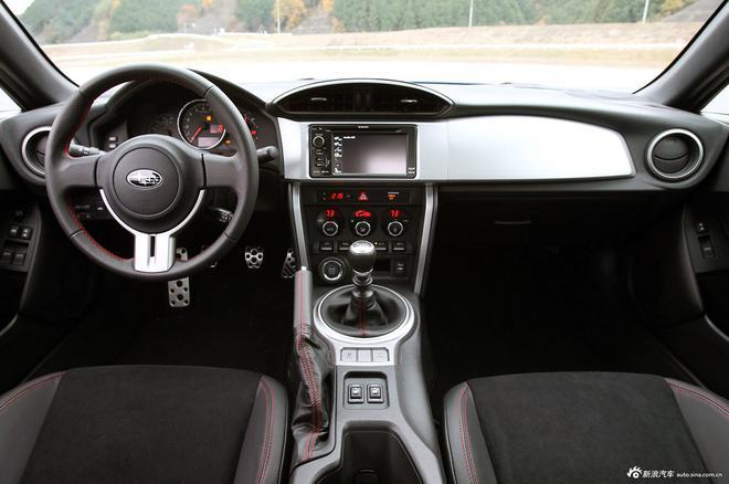 回归中国市场 新款BRZ上海车展首发