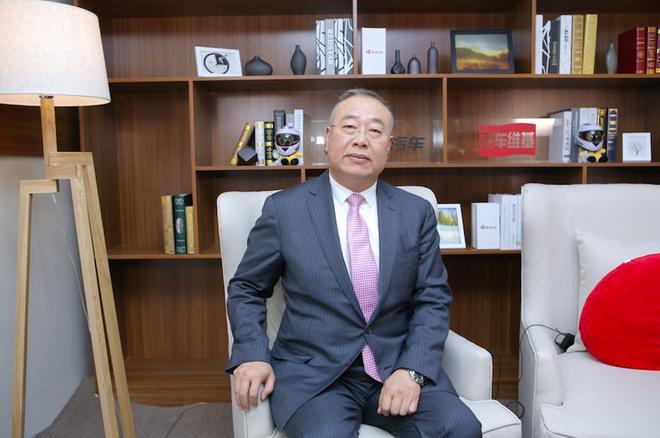 一汽丰田汽车销售有限公司副总经理 刘振国