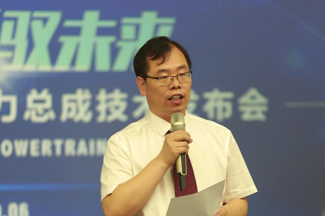 长城汽车副总裁、蜂巢易创董事长唐海锋