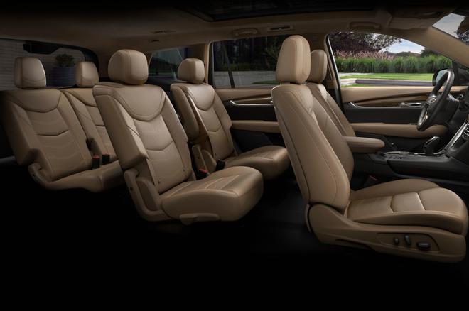 主推6座版 凯迪拉克XT6将于今日正式上市