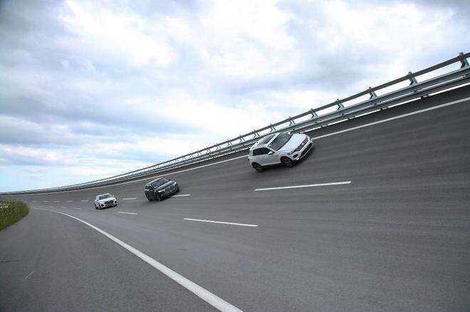 最硬核的竞争力 一汽-大众汽车试验场落成