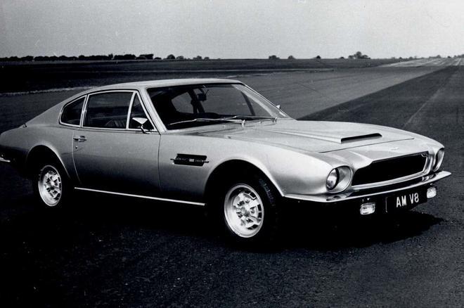 阿斯顿·马丁V8(1973),Vantage车系的前身
