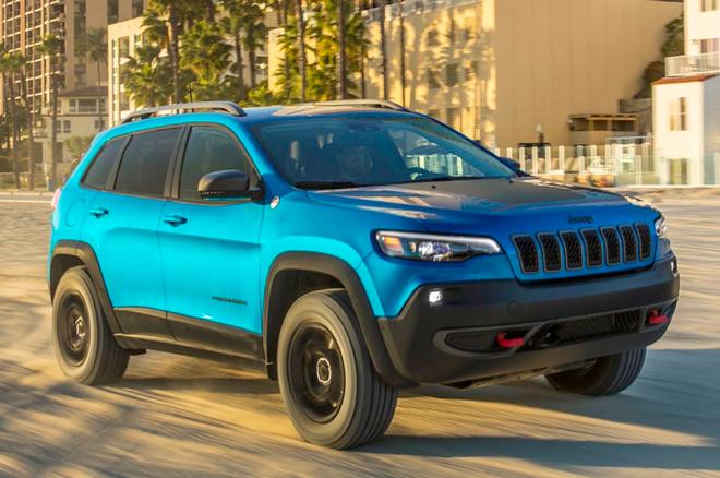 FCA因后视镜问题北美召回36.5万台新款Jeep自由光、角斗士等车型