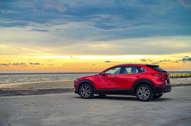2.0L压燃发动机加持 马自达3昂克赛拉及CX-30售价18.99/19.99万元
