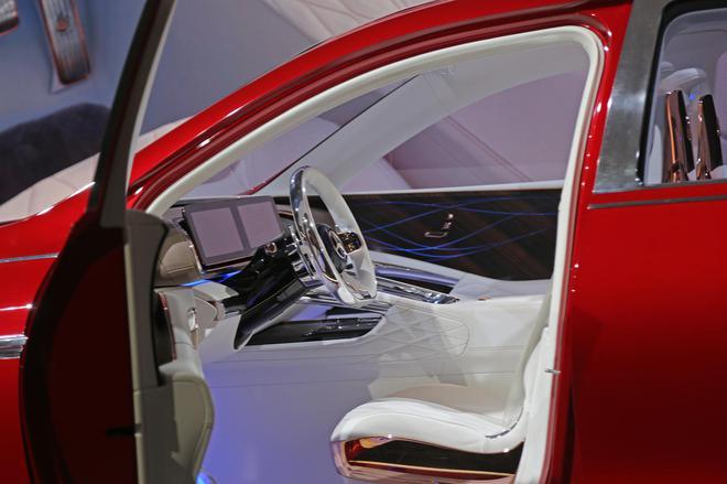 迈巴赫Ultimate Luxury概念SUV或将投产