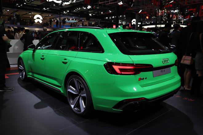 2018北京车展:奥迪携旗下多款新车亮相