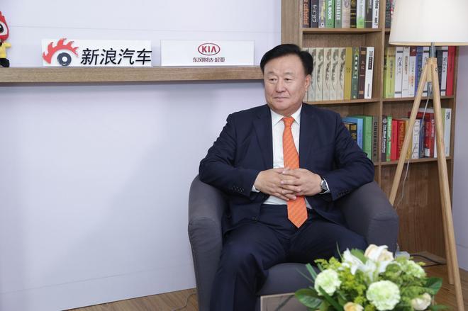 东风悦达起亚总经理苏南永