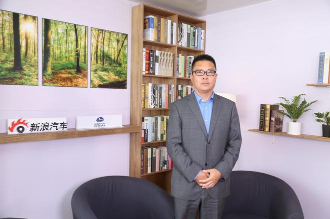 """张朝翔:""""众创""""战略助力北汽昌河向上突围"""