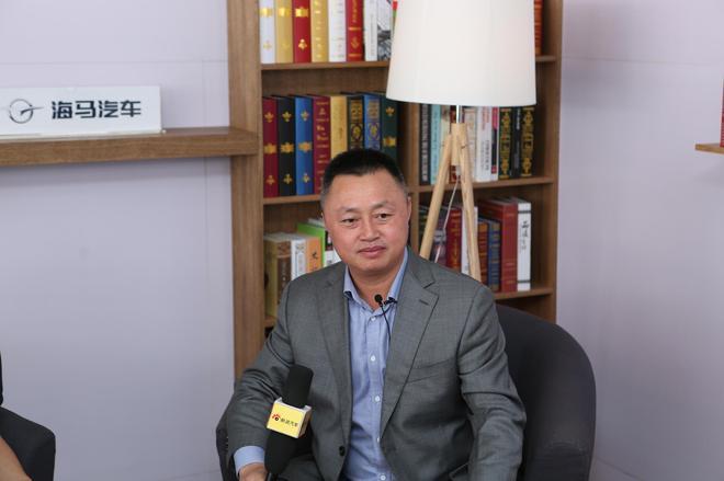 李伟胜:30年合资品质,福美来产品矩阵亮相北京车展