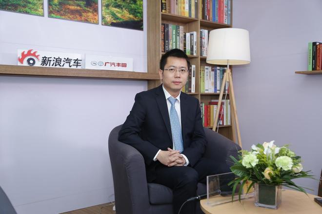 黄恒:C-HR车型原汁原味导入广汽丰田生产