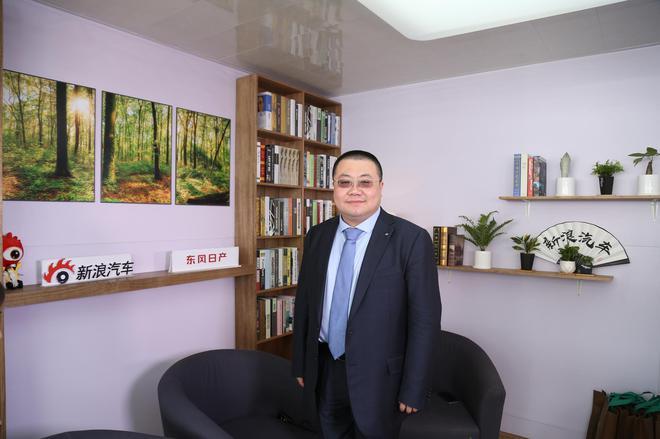 """辛宇: 轩逸·纯电是日产重要的""""大使""""来到中国"""