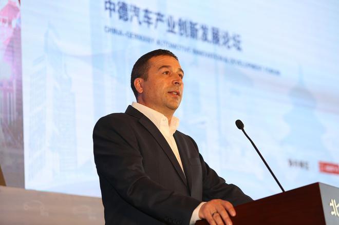 Saad Metz:奥迪在中国发展 为中国研发