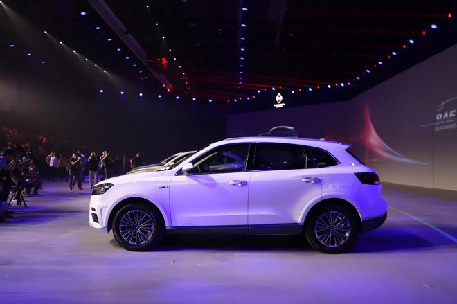 中国资本控股的德国品牌 宝沃BX6/BXi7双车上市