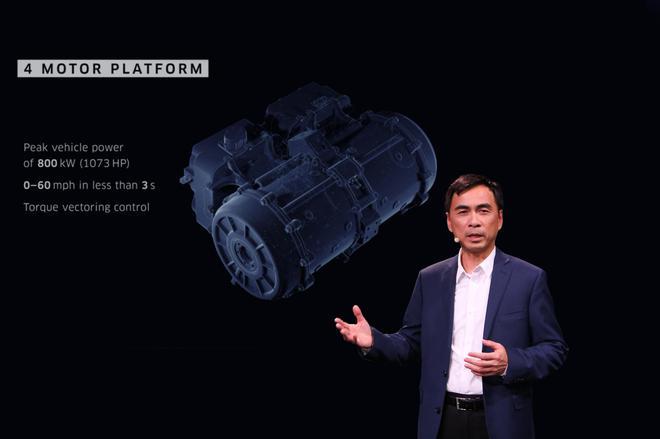SF Motors首席技术官唐一帆