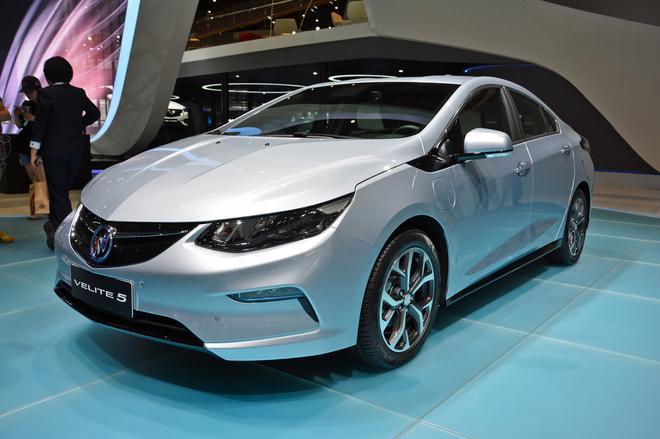 通用2023年在华新能源车型总数将达20款
